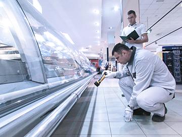 """""""Sanus-M"""" DDD tehničari su obučeni za sprovođenje detaljnog pregleda objekta na prisustvo štetočina"""