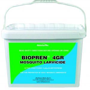 BIOPREN 4 GR larvicid za suzbijanje komaraca